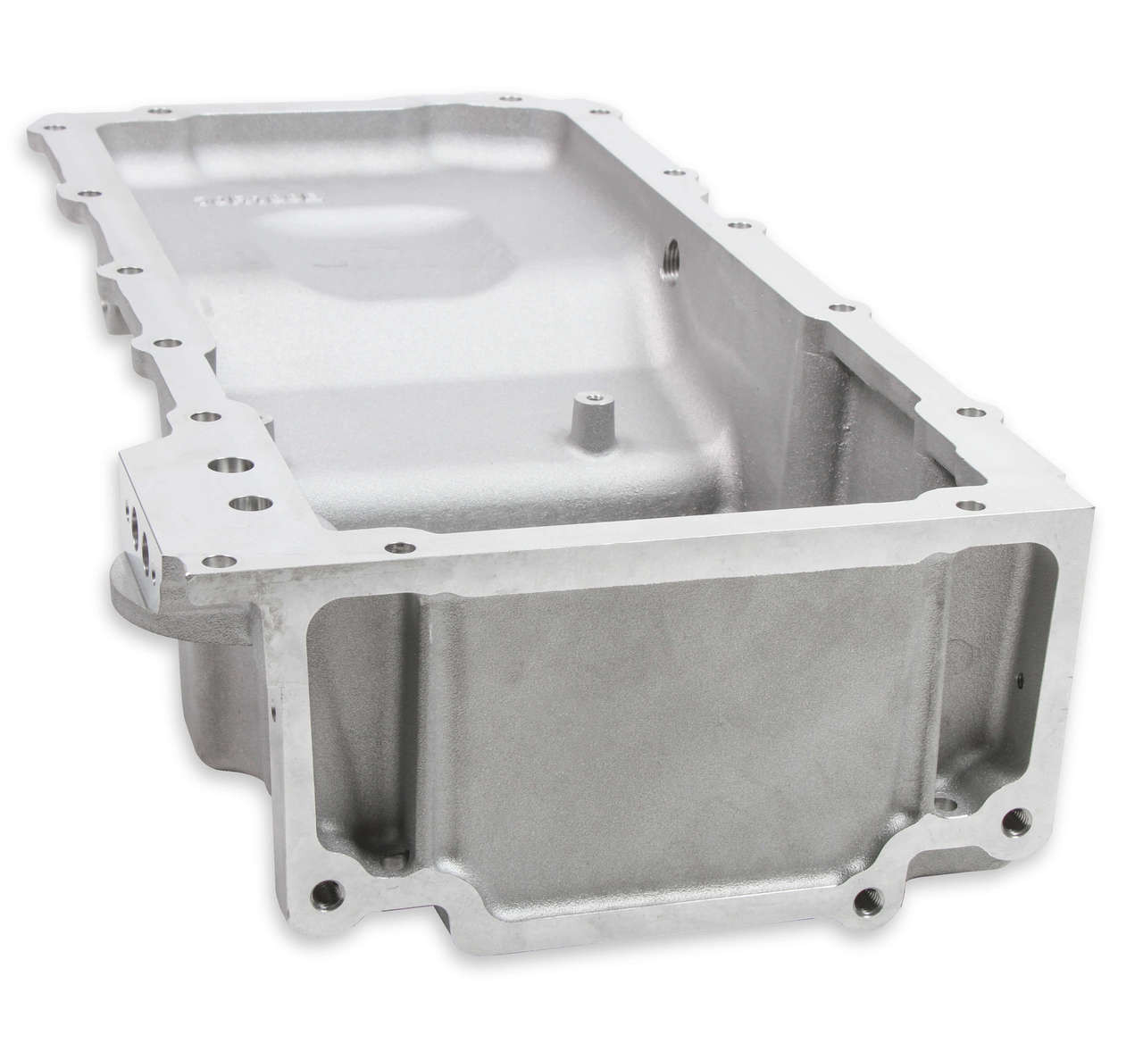 Holley 302-3 LS Engine Swap Oil Pan - Free LSX T-shirt with purchase!