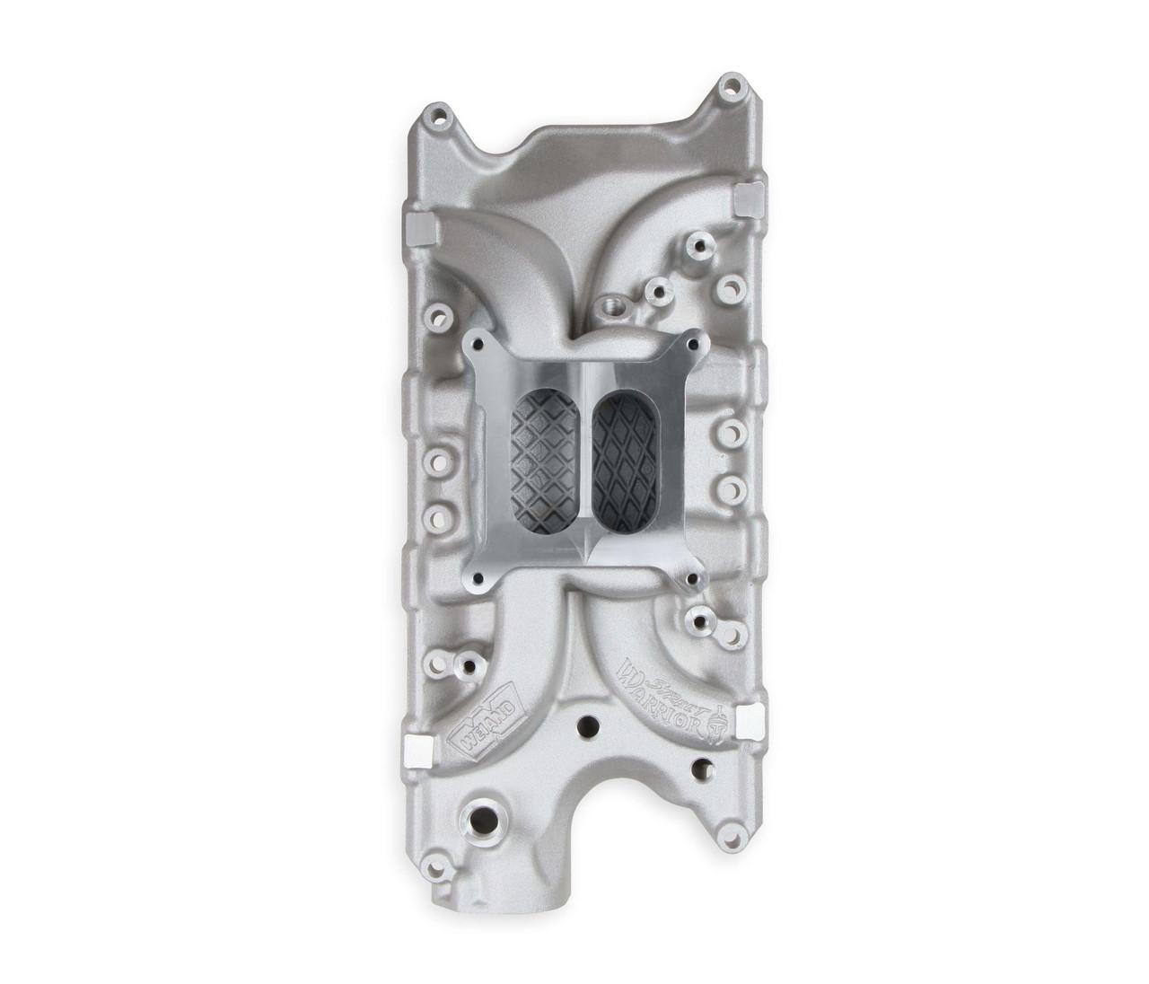 Weiand 8124 Small Block Ford Street Warrior Intake Manifold