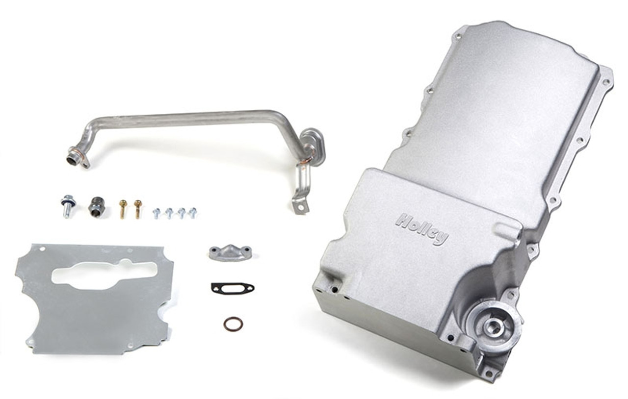Holley 302-1 LS Swap Retro-fit Oil Pan