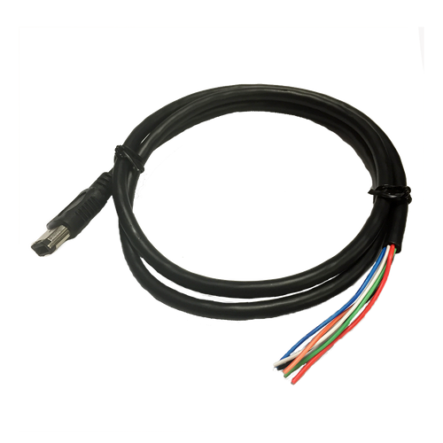 Attach any 0-5V accessory to your X4 with this handy analog cable.