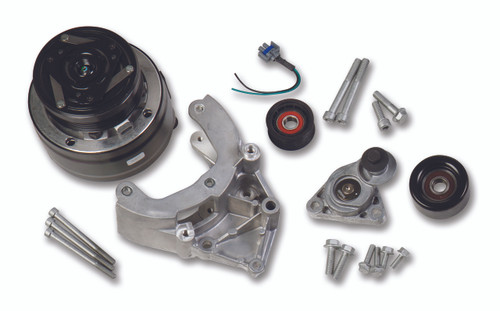 AC BRKT SYSTEM W R4 COMPR -FOR HLY OR OE DRIVERS SIDE