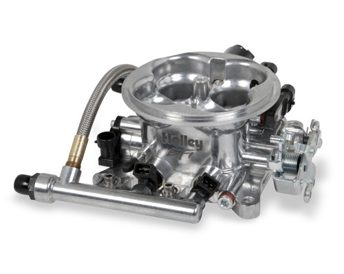 THROTTLE BODY, TERMINATOR POLISHED