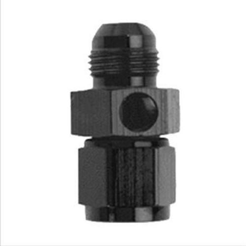 "Fragola Fitting Adapter Straight 10AN Male Female 1//8/""NPT Gauge Port 495008-BL"