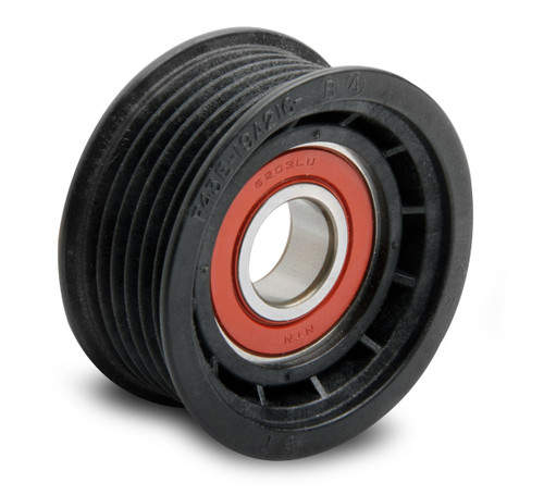 Holley LS Accessory System - Idler Pulley (Ribbed)