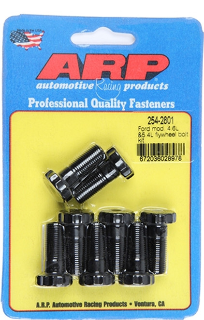 ARP Ford Flywheel Bolt Kit, fits 4.6/5.4/5.0 Coyote