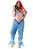 Mermaid Adult Onesie