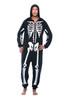 Skeleton Adult Onesie