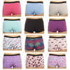 Cotton Boyshort Panties (Pack of 12)