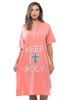 4361-114-S Just Love Short Sleeve Nightgown / Sleep Dress for Women / Sleepwear