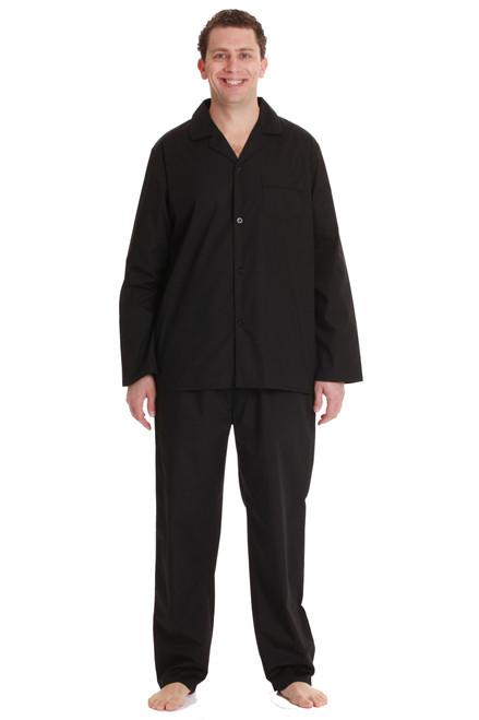 Plaid Pajama Set for Men