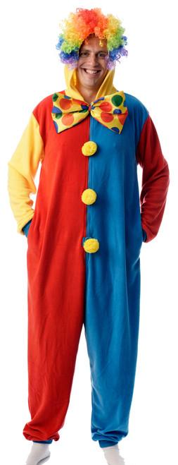 Clown Adult Onesie Pajamas