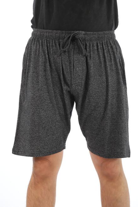 Cotton Jersey Pajama Shorts with pockets