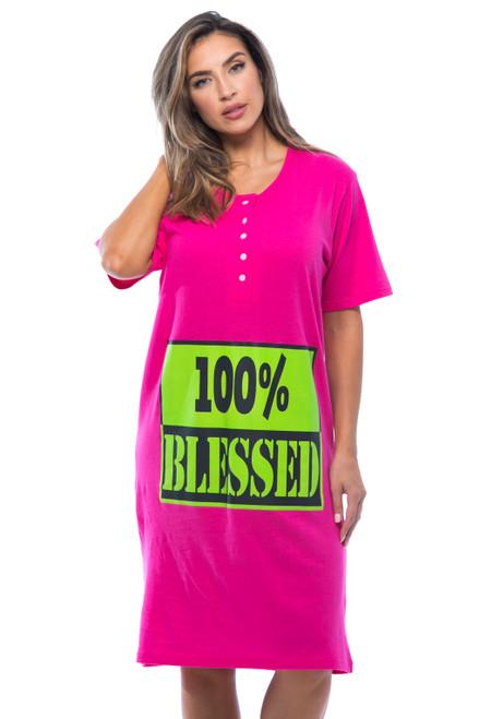 4361-115-L Just Love Short Sleeve Nightgown / Sleep Dress for Women / Sleepwear