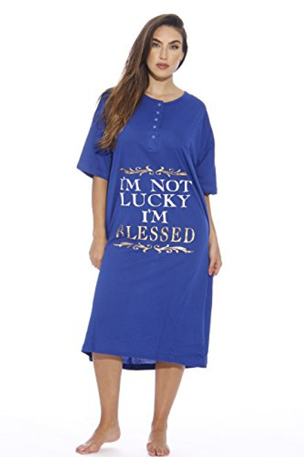 4361I-1-S Just Love Short Sleeve Nightgown / Sleep Dress for Women / Sleepwear