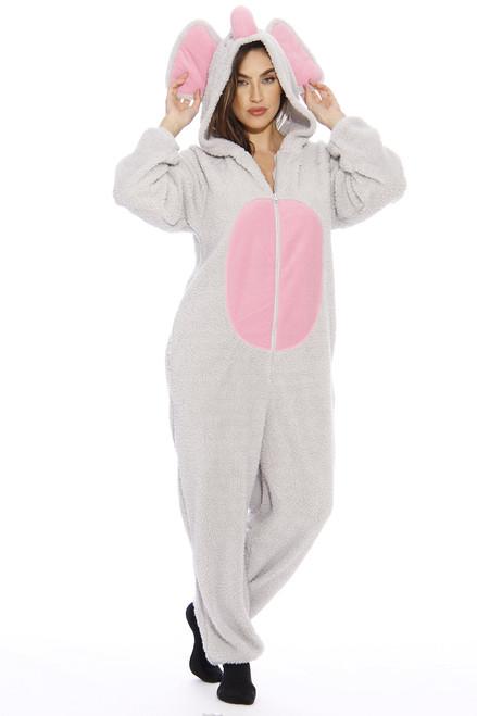6408-XL #followme Adult Onesie Pajamas