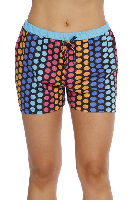 Cotton Pajama Shorts