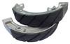Brake Shoes Rear fits Yamaha 1982 XS 400 SJ 1982 1983 Maxim 400 XS 400 XS400