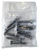 OEM for Sea Doo Lot of 10 Hex Screw M6 x 40 Spark 2 Up 3 Up SPI Wake 155 170