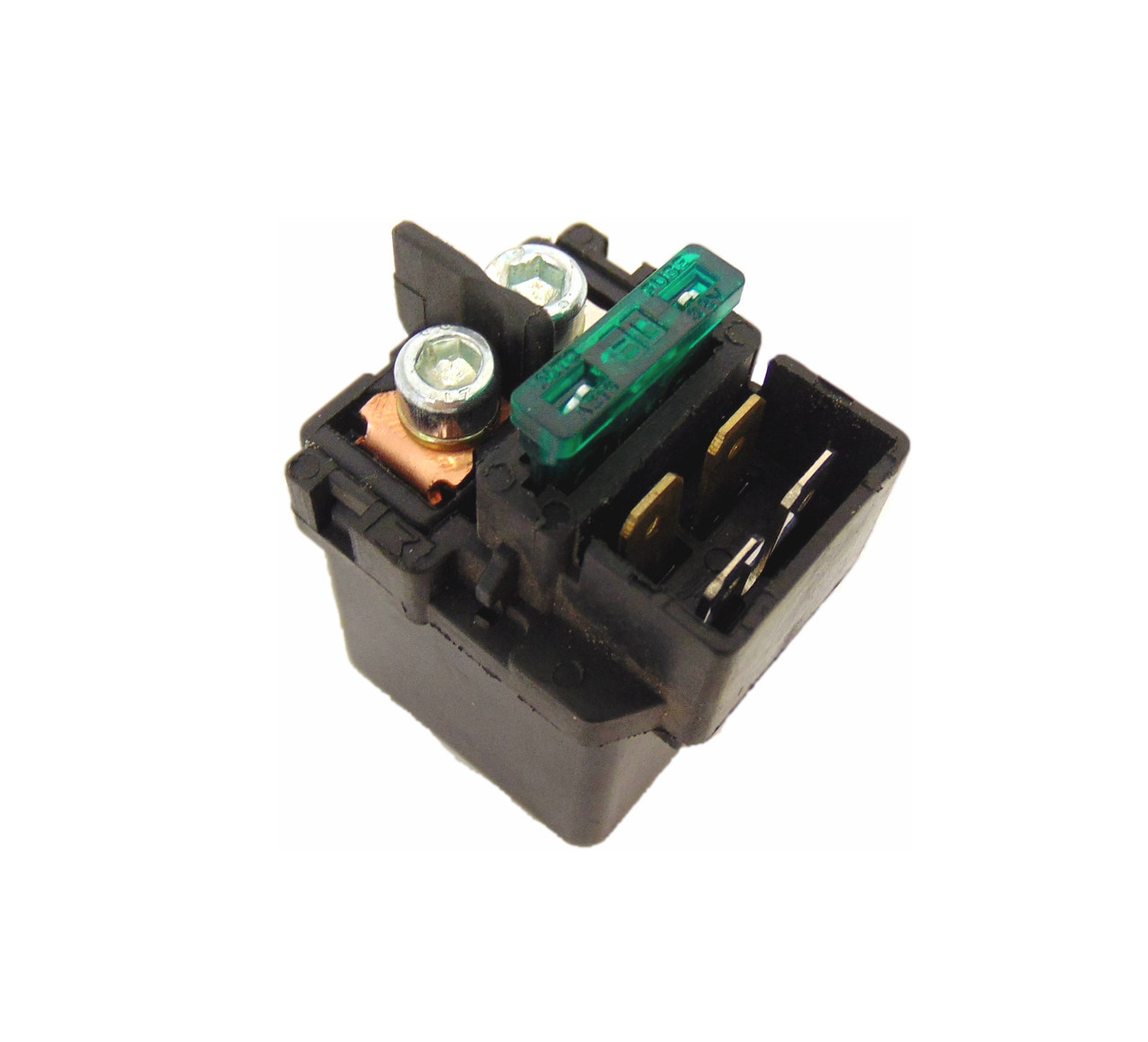 Switches & Relays Starter Relay Solenoid Compatible with Honda ...