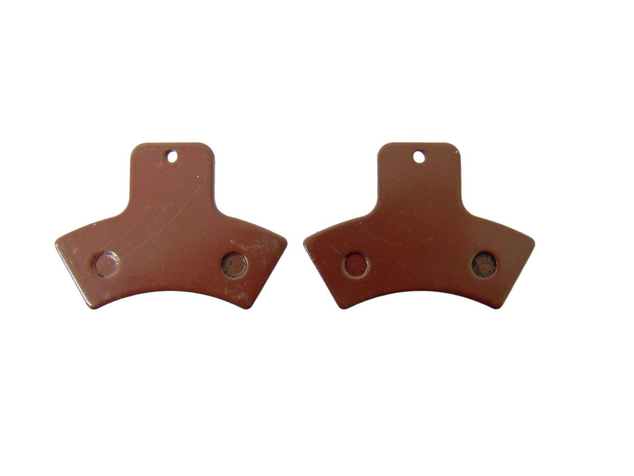 POLARIS FR+R Brake Pads Xplorer Magnum Xpedition 99-02