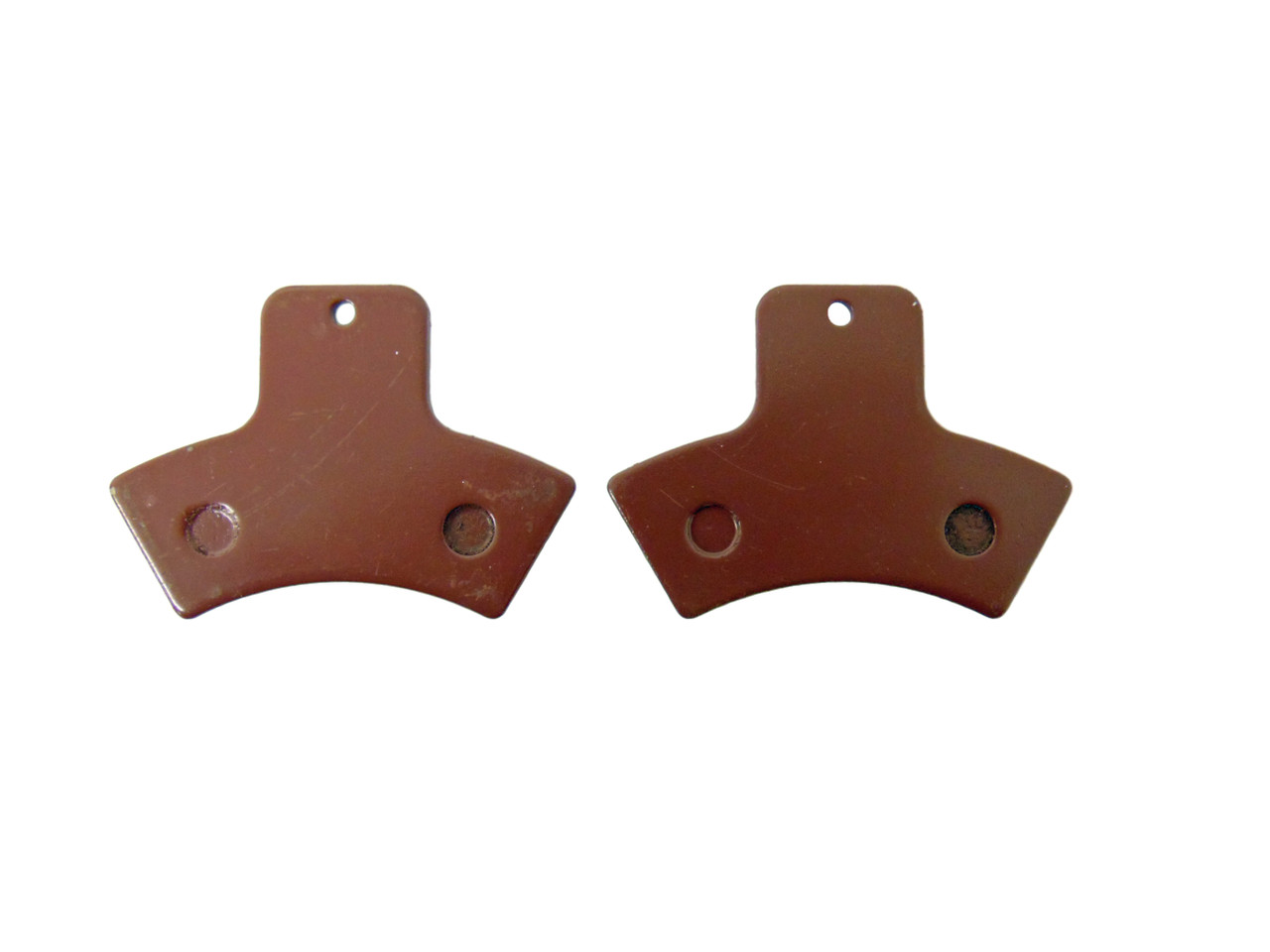 Front Rear Brake Pads Polaris 325 Magnum 4x4 2x4 00-01
