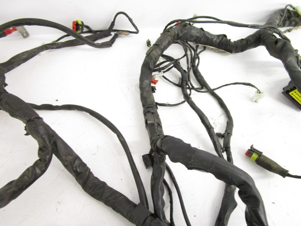 Scooter Wiring Harness Connectors on