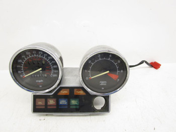 86 Honda VT 1100C Shadow used Speedometer Instrument Cluster Meter 37200-MG8-672