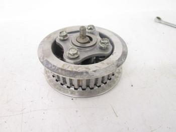 90 Suzuki LTF 250 Quadrunner 2wd  Clutch Hub and Pressure Plate