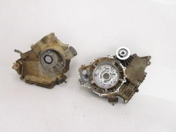 00 Polaris Magnum 325 4x4  Cases Left Right Crankcase Case Half 3086793