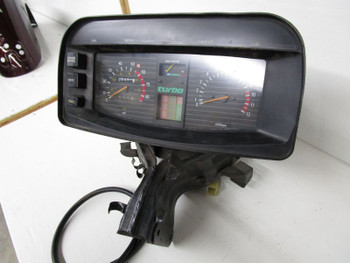 83 Yamaha XJ 650 L Seca Turbo  Speedometer Speedo Headlight 5k miles