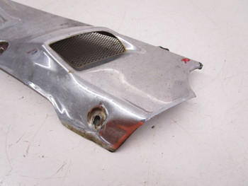 90 Honda GL 1500 Goldwing used Right Lower Heat Shield