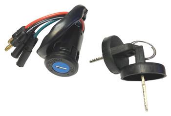 CRU Ignition Key Switch fits Honda 1988-00 Fourtrax 300 TRX300 Life Warranty