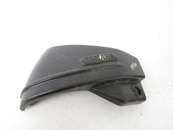 05 Yamaha XVS 650 V Star Classic #2  Left Side Cover Plastic Panel