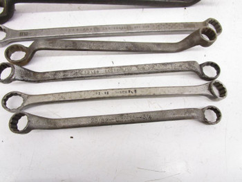 Misc Machinist Offset Double Boxed End Wrenches 3/4 7/8 13/16 15/16 1 1/16 1/8