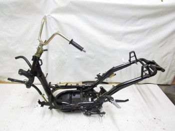 09 Hyosung MS3 250 Scooter Frame Chassis * C T * Ships Freight