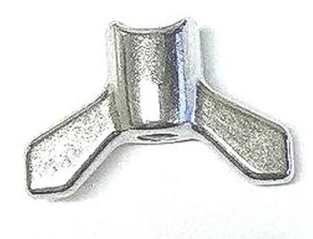 Rear Brake Pedal Rod Adjusting Wing Nut for Honda XR 70 80 100 CRF 70 80 100