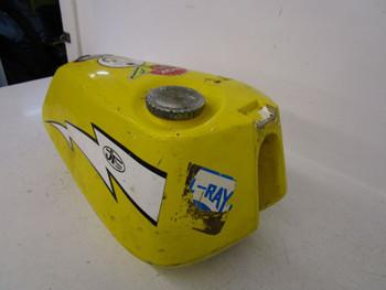1975 Maico Dirt Bike Gas Fuel Tank Plastic