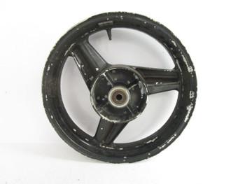 89 Honda CBR 600 F1 Hurricane Rear Wheel Rim 17x3.50 42650-MN4-305ZD