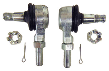 Left & Right Hand Thread Steering Tie Rod Ends for Yamaha 2007-17 Grizzly YFM700