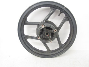 03 Kawasaki Ninja 250 R Used Rear Rim Wheel