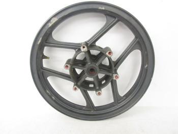 03 Kawasaki Ninja 250 R Used Front Rim Wheel 41073-1365-DH