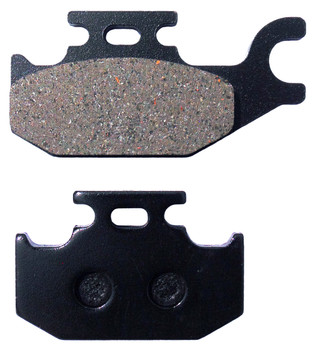 Front Left and Rear Brake Pads For Bombardier Outlander 400 07-14