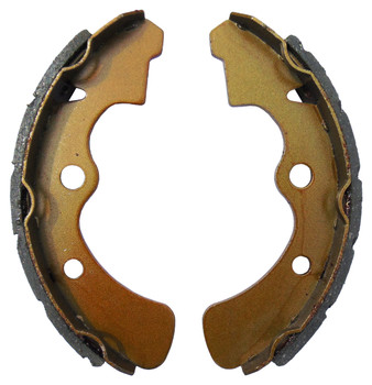 Front Brake Shoes for Kawasaki 2001-09 Mule 3000 KAF 620 03-09 Mule 3010 KAF 620