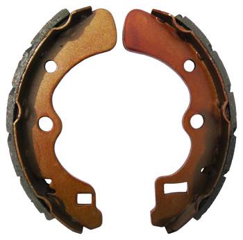 Brake Shoes Rear fits Kawasaki 07-14 Mule 2520 KAF620 1995-00 Mule 2500 KAF 620