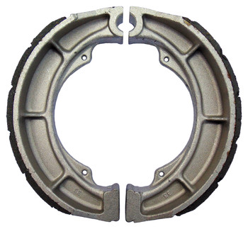 Brake Shoes Rear for Suzuki 2001-15 GV 250 GV250 Aquilia 1980-81 GS 250 T GS250T