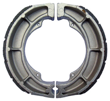 Brake Shoes Rear for Suzuki 2002-16 Eiger LTA400F LTF400 LTA LTF 400 F