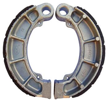 Brake Shoes Rear fits Honda 1999-07 Magna VT250C V-Twin 2004-07 Big Rukus PS 250