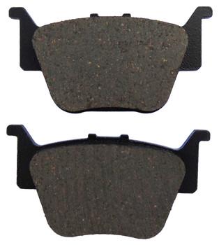 Rear Brake Pads for Honda 2009-17 Rancher 420 TRX 420 2004-14 TRX 450 R ER