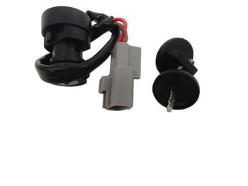 CRU Key Ignition Switch Yamaha 2009-11 YFM350 YFM 350 Grizzly Lifetime Warranty