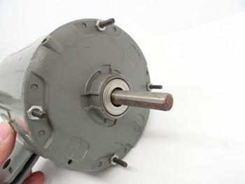 "Dayton Split Phase AC Electric Motor 6K807B 1/3HP 1725 RPM 0.5"" Output Shaft"